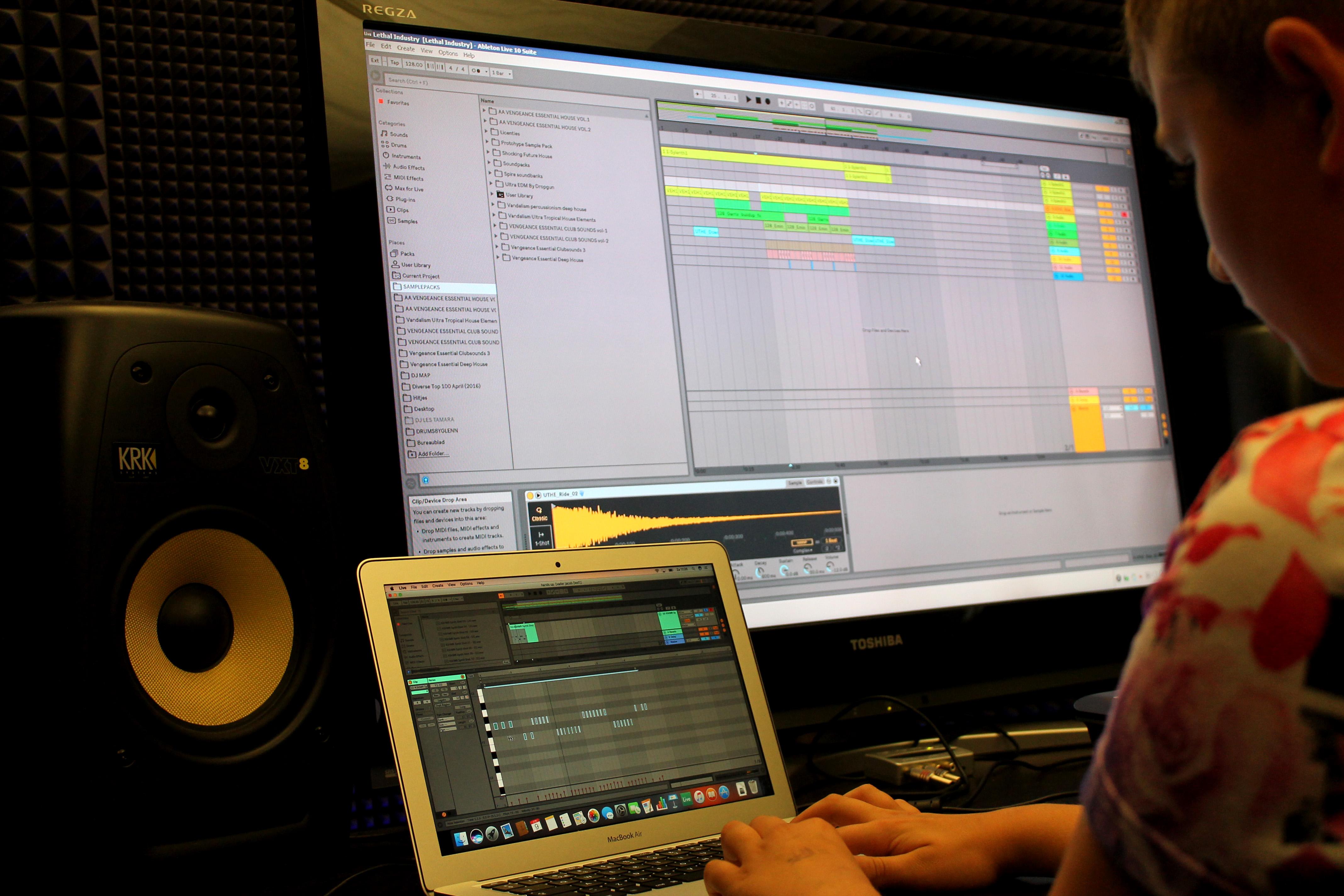 Producer cursus starter